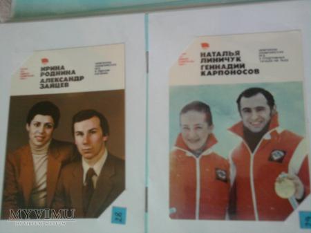 Kalendarzyki 1981