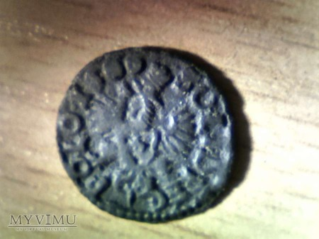 szeląg koronny 1666 fals czy ewenement