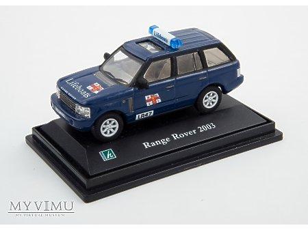 Range Rover 3 RNLI Service