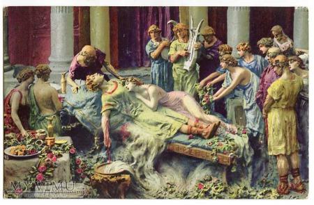 Quo Vadis - Śmierć Petroniusza - Mastroianni