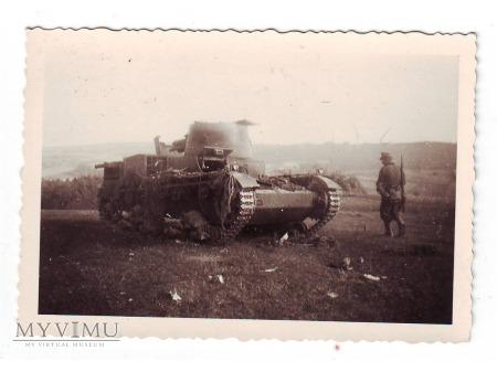 1939. Polski Vickers