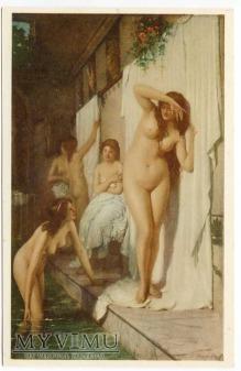 G. Barbaglia - Kąpiel pompejańska