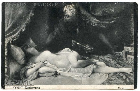 Otello i Desdemona