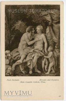 Paolo Farinato - Herkules i Dejanira