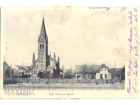 Kościół katolicki i szkoła.