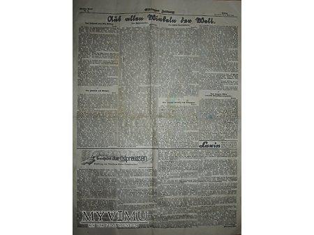 Duże zdjęcie Elbinger Zeitung z 5 kwietnia 1930