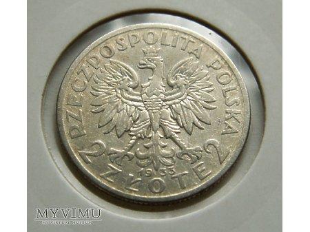 RP-2 złote rok 1933