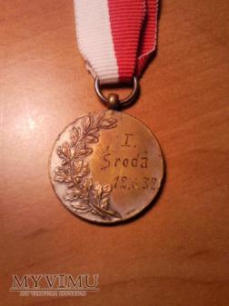 Medal Środa Wielkopolska 1932