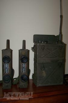 """Duże zdjęcie SCR-300/BC-1000 """"walkie talkie"""""""