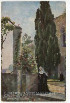 Heyne - W klasztornym ogrodzie