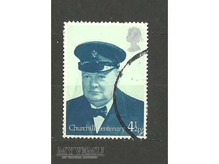 Sir Winston Leonard Spencer Churchill.