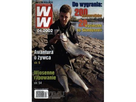 Wiadomości Wędkarskie 1-6/2002 (631-636)