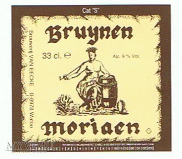 bruynen moriaen