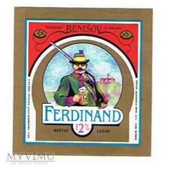 ferdinand světlý ležák