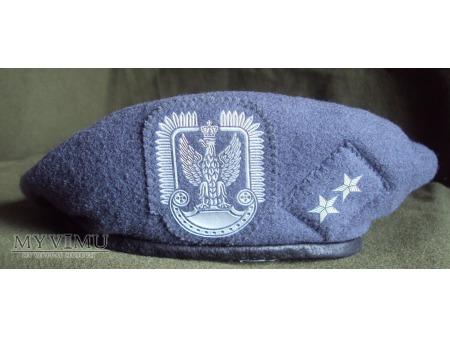 Beret stalowy wojsk lotniczych RP