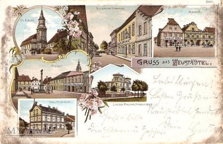 Sześcio obrazkowa litografia - 1907 r.