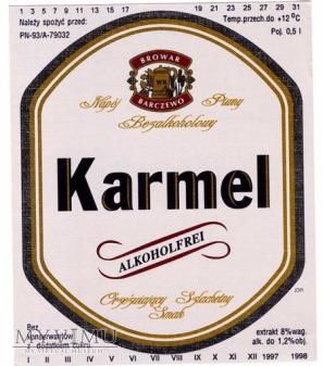 karmel bezalkoholowy