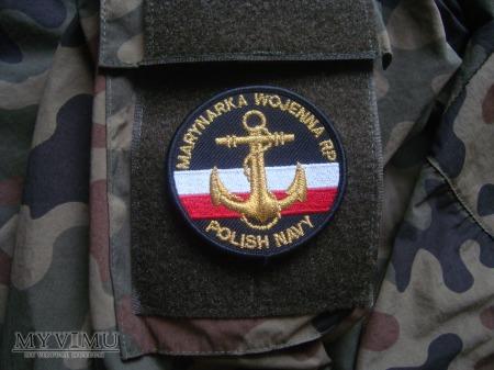 Naszywka Ogólna Marynarki Wojennej RP