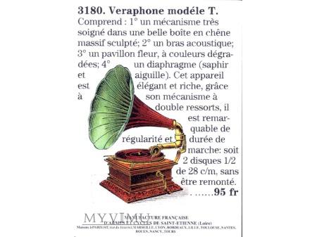 Veraphone mod.T