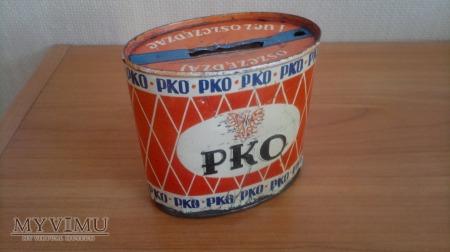 Duże zdjęcie Skarbonka PKO