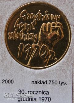 2 zł 2000 09