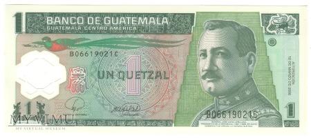 1 quetzal