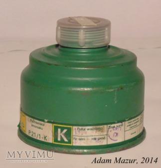 Pochłaniacz amoniaku P 21/1-K