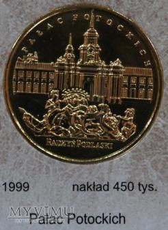 2 zł 1999 08