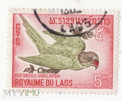 Znaczek pocztowy -Zwierzęta 21