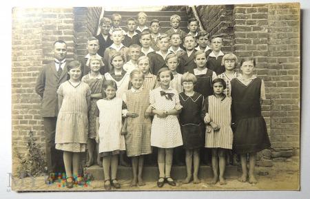 Zdjęcie, pamiątka ze szkoły