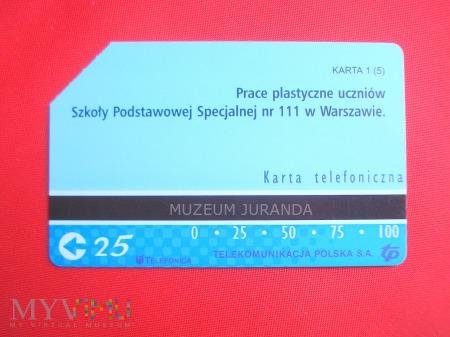 Karta magnetyczna 862