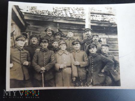 Duże zdjęcie Pamiątka z Wojska - dla rodziny i potomnych
