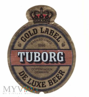 Tuborg, Gold Label