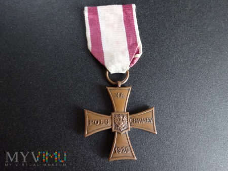 Duże zdjęcie Krzyż Walecznych - Knedler nr;14821;