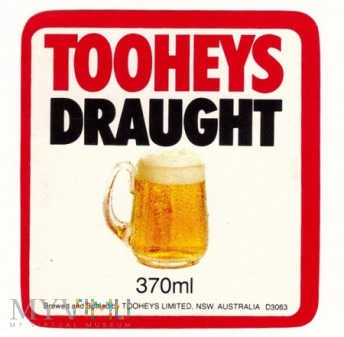 Tooheys, Draught
