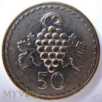 50 milów 1974 r. Cypr