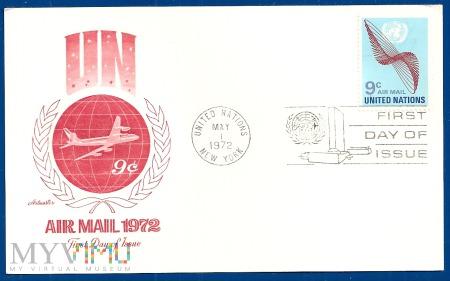 34-United Nations.Postkarte.1972