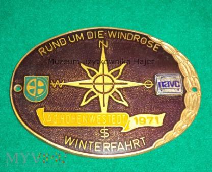 NAVC Rund um Die Windrose Winterfahrt 1971