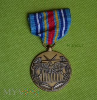 US Army: War on Terrorism Expeditionary Medal