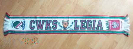 Szal Liga Mistrzów 1995/1996 #4