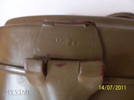 MENAŻKA NIEMIECKA M31 - STALOWA 1943 ROK