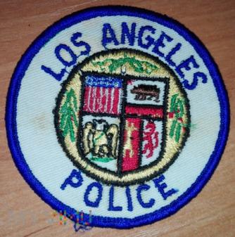 Los Angeles policja
