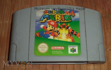 Super Mario Nintendo 64 - katridż
