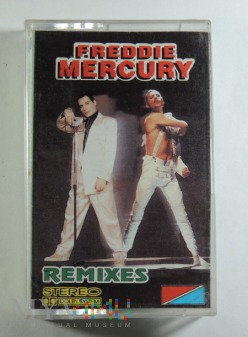 Freddie Mercury Remixes