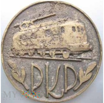 Medal rocznicowy XXV lat DOKP Lublin