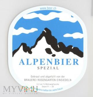 Rosengarten, Alpenbier