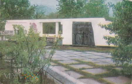 Angarsk - obelisk