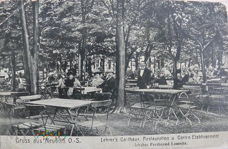 Kartka pocztowa Neudorf O/S (Ruda Śląska)