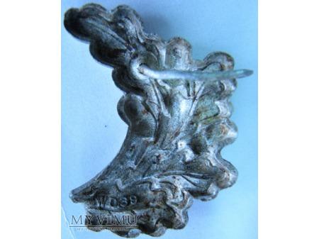 Fragment wieńca z czapki sygn. WD39