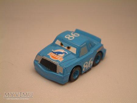 Mini Marek Marucha z filmu Cars